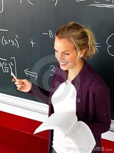 math teach